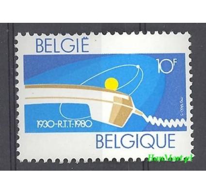 Znaczek Belgia 1980 Mi 2020 Czyste **