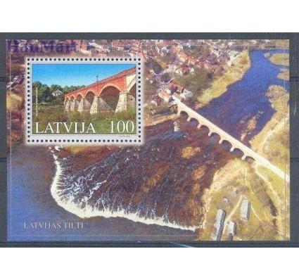Łotwa 2002 Mi bl 16 Czyste **