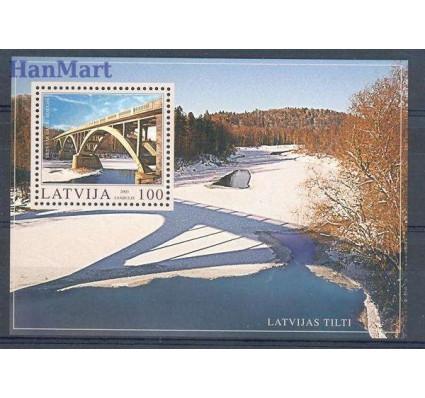 Łotwa 2003 Mi bl 17 Czyste **