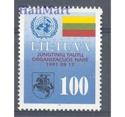 Litwa 1992 Mi 495 Czyste **