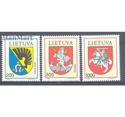 Litwa 1992 Mi 505-507 Czyste **