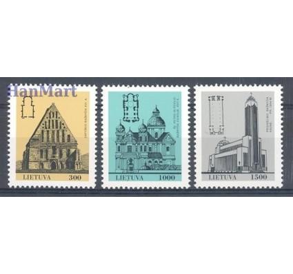 Litwa 1993 Mi 511-513 Czyste **