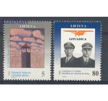 Litwa 1993 Mi 529-530 Czyste **