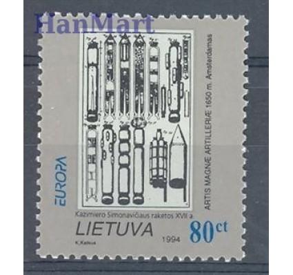 Litwa 1994 Mi 555 Czyste **