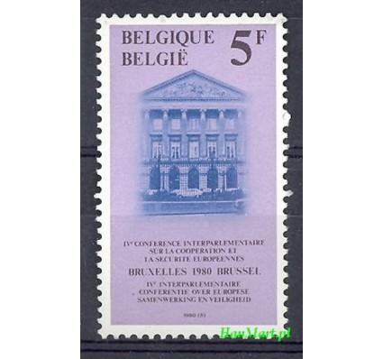 Znaczek Belgia 1980 Mi 2026 Czyste **