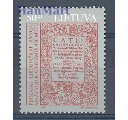 Litwa 1997 Mi 630 Czyste **