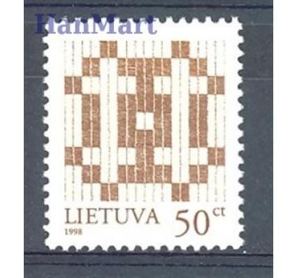 Litwa 1997 Mi 648II Czyste **