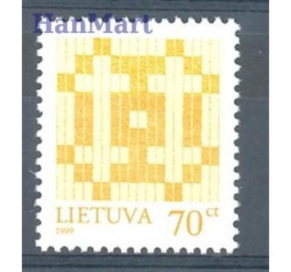 Litwa 1998 Mi 668II Czyste **