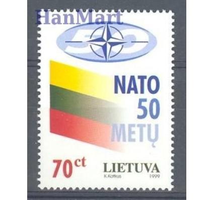 Litwa 1999 Mi 692 Czyste **