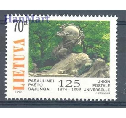 Litwa 1999 Mi 700 Czyste **