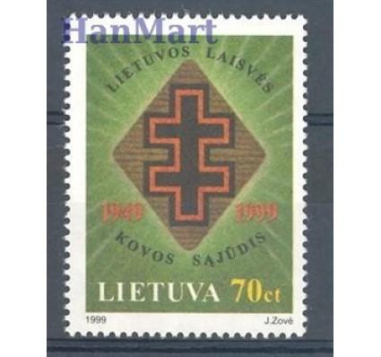 Litwa 1999 Mi 708 Czyste **