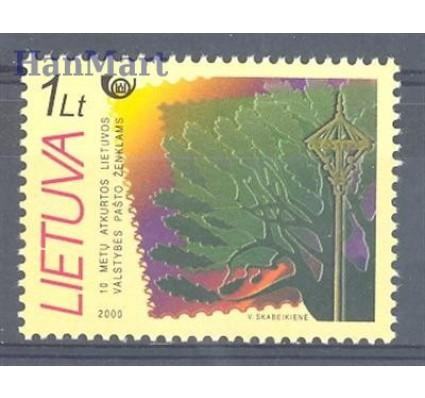 Znaczek Litwa 2000 Mi 738 Czyste **