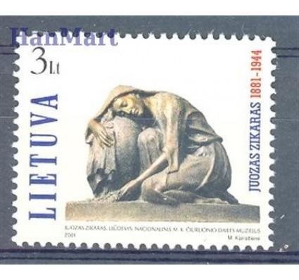 Litwa 2001 Mi 772 Czyste **