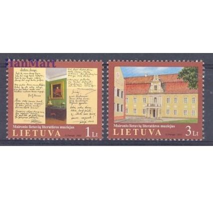 Litwa 2002 Mi 801-802 Czyste **