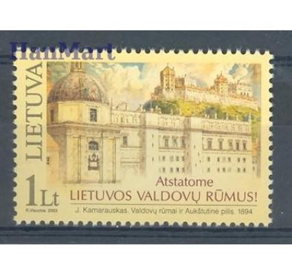 Znaczek Litwa 2003 Mi 817 Czyste **