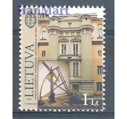 Litwa 2003 Mi 818 Czyste **