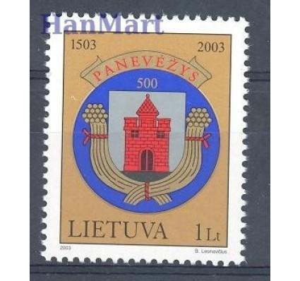 Litwa 2003 Mi 828 Czyste **