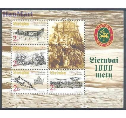 Litwa 2003 Mi bl 27 Czyste **