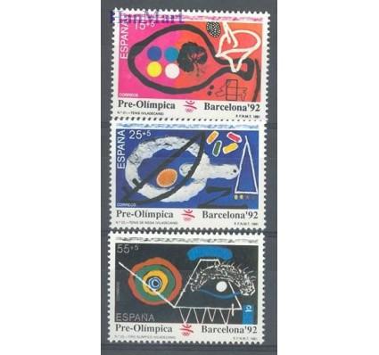 Hiszpania 1991 Mi 3008-3010 Czyste **