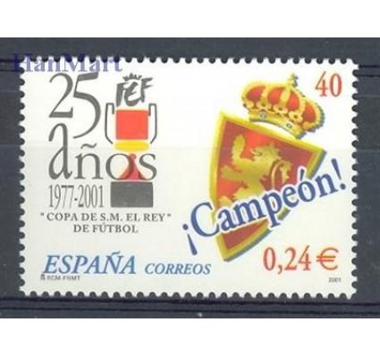 Znaczek Hiszpania 2001 Mi 3641 Czyste **