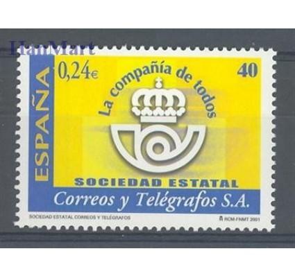 Hiszpania 2001 Mi 3651 Czyste **