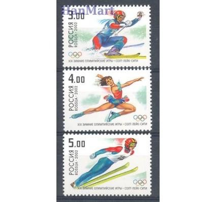 Znaczek Rosja 2002 Mi 956-958 Czyste **