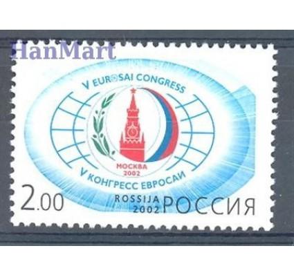 Rosja 2002 Mi 989 Czyste **