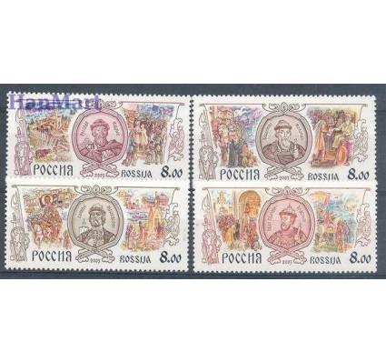 Rosja 2003 Mi 1064-1067 Czyste **