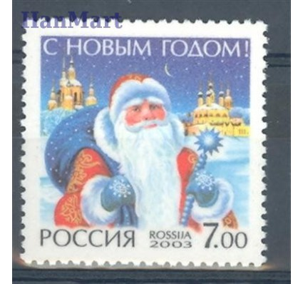 Znaczek Rosja 2003 Mi 1129 Czyste **