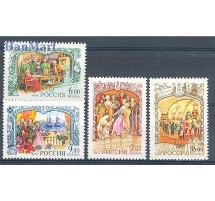 Znaczek Rosja 2004 Mi 1167-1170 Czyste **