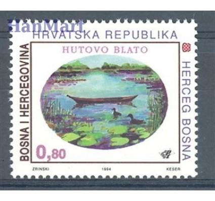 Znaczek Mostar 1994 Mi 16 Czyste **