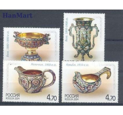 Rosja 2004 Mi 1212-1215 Czyste **