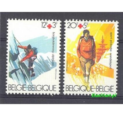 Belgia 1983 Mi 2134-2135 Czyste **