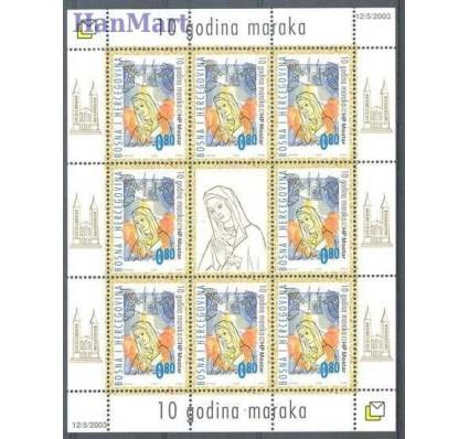 Znaczek Mostar 2003 Mi ark 108 Czyste **