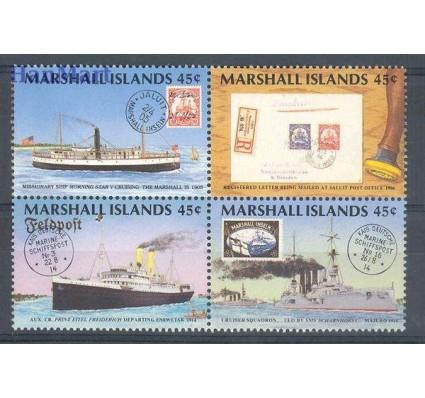 Wyspy Marshalla 1989 Mi 226-229 Czyste **