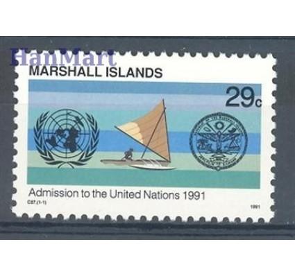Znaczek Wyspy Marshalla 1991 Mi 376 Czyste **