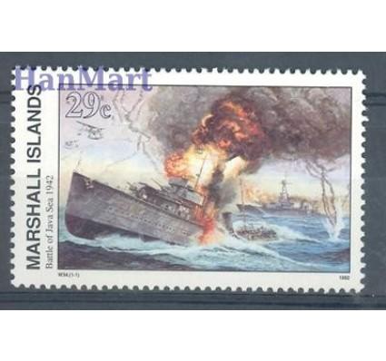 Znaczek Wyspy Marshalla 1992 Mi 402 Czyste **