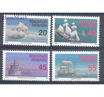 Wyspy Marshalla 1994 Mi 550-553 Czyste **