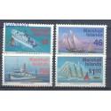 Wyspy Marshalla 1995 Mi 631-634 Czyste **