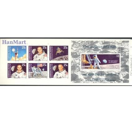 Znaczek Wyspy Marshalla 1989 Mi 237-243 Czyste **