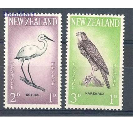 Znaczek Nowa Zelandia 1961 Mi 416-417 Czyste **
