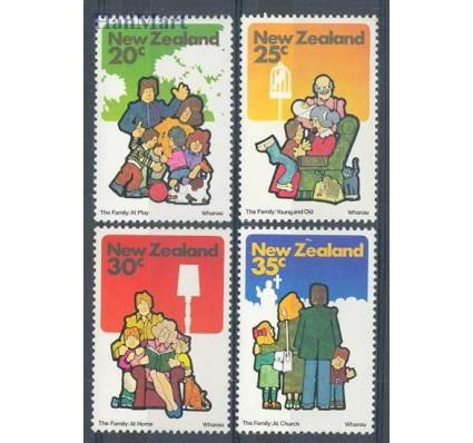Znaczek Nowa Zelandia 1981 Mi 818-821 Czyste **