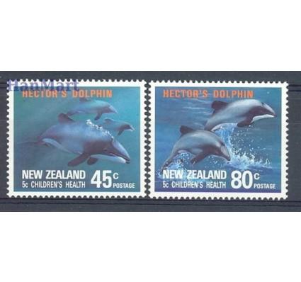 Nowa Zelandia 1991 Mi 1195-1196 Czyste **