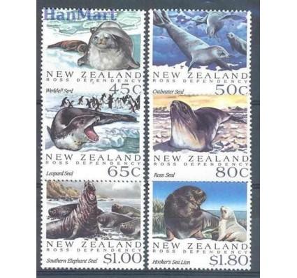 Nowa Zelandia 1992 Mi 1220-1225 Czyste **