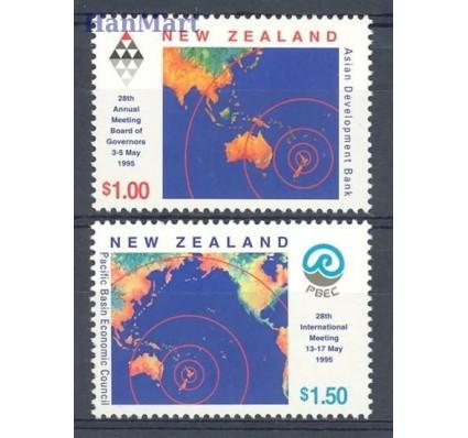 Nowa Zelandia 1995 Mi 1425-1426 Czyste **