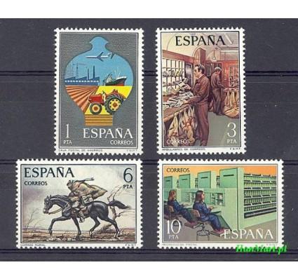 Znaczek Hiszpania 1976 Mi 2222-2225 Czyste **