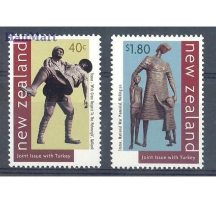 Nowa Zelandia 1998 Mi 1665-1666 Czyste **