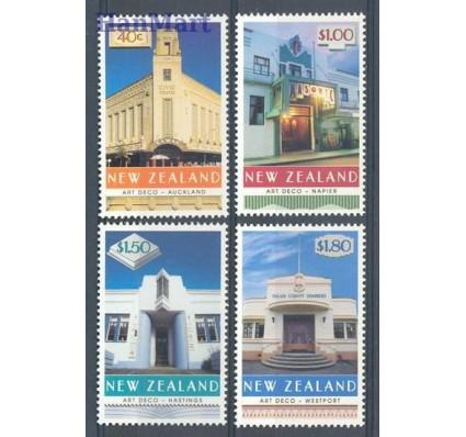 Znaczek Nowa Zelandia 1999 Mi 1747-1750 Czyste **