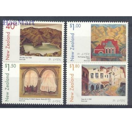 Nowa Zelandia 1999 Mi 1782-1785 Czyste **