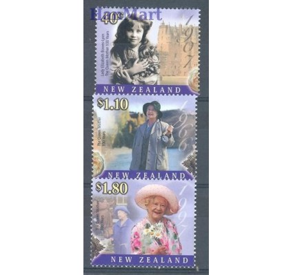 Nowa Zelandia 2000 Mi 1848-1850 Czyste **